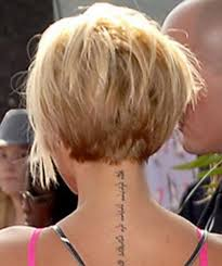 short hair cuts seen from the back pictures of short haircuts back view great back view of short