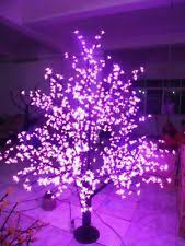 outdoor lighted cherry blossom tree 7ft led cherry blossom tree outdoor wedding garden holiday light