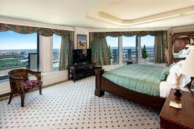 an octagon shaped penthouse worth 100 million is currently the