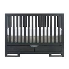 Black Convertible Cribs Karla Dubois Oslo 2 In 1 Convertible Crib Reviews Wayfair