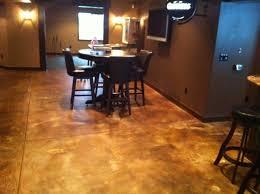 Diy Basement Flooring Steps To Finishing Basement Floor Options For Basement How To