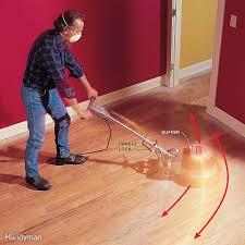 Floor Hand by Flawless Floor Sanding Family Handyman