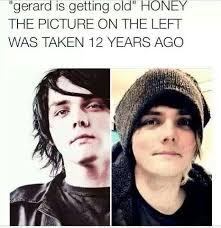 Gerard Way Memes - gerard way he must be a time lord mcr pinterest time