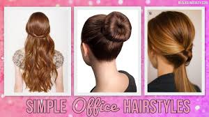 Simple And Easy Hairstyles For Office by Real Asian Beauty 3 Easy Office Hairstyles For On The Go Women