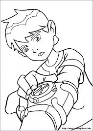 printable ben 10 coloring pages vu6h14