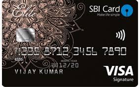elite debit card sbi elite card review live like a king
