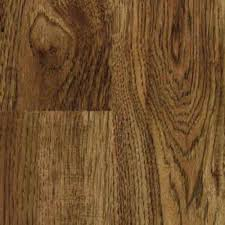 Distressed Laminate Flooring Home Depot Trafficmaster Kingston Peak Hickory Laminate Flooring 5 In X 7