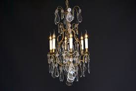 French Chandelier Antique Louis Xv Style Antique French Chandelier Sold Items