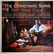 nat king cole christmas album nat king cole the christmas song 1970 s vinyl voluptuous