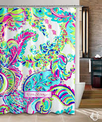 Colored Shower Curtain Stunning Bright Colored Shower Curtains And Top 25 Best Colorful