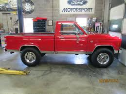 1986 ford ranger transmission ford ranger cab chassis 1986 for sale 1ftcr11t1gua84544