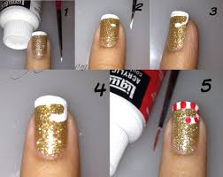 gorgeous d i y christmas nail art designs u2013 luulla u0027s blog
