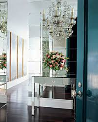 Decorating With Mirrors Decorating With Mirrors Martha Stewart