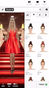 covet game hair styles covet fashion hosted by gabrielle union the game for dresses