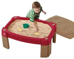 water table with cover amazon com step2 naturally playful sand table toys games