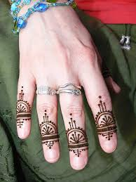 7thheaven 18 hennas finger and mehndi