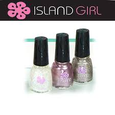 island hawaii 3 pack nail color shimmers