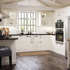 ikea kitchen cabinet canada bodbyn white door dronts with nutid appliances and nils