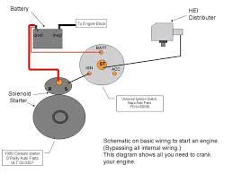 350 chevy starter motor wiring diagram wiring diagram and