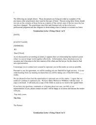 23 termination letter templates samples examples formats