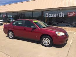 best place to buy ls 2007 chevrolet malibu ls fleet in topeka ks bozarth best buy