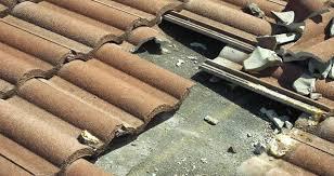 Tile Roof Repair Clay Tile Repair Carlson Exteriors Inc