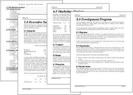 simple business report template professional business plan template fieldstation co