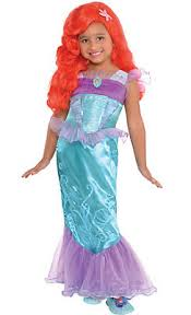 Ariel Mermaid Halloween Costume Disney Princess Costumes Kids U0026 Adults Party