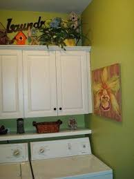 Height Of Cabinets Drying Rack Hanging Over Washer And Dryer Height Of Cabinets Above