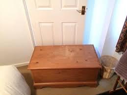 pine ottoman storage box in bath somerset gumtree