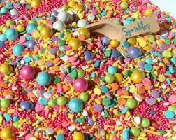 confetti sprinkles etsy
