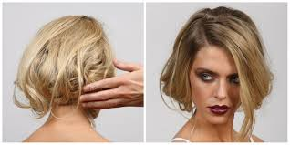 regis bob hairstyles faux bob how to party hairstyles party hair tips