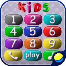 baby phone kids learning numbers animals android apps