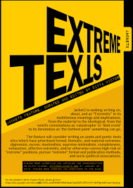Seeking Text Jacket 2 Call For Papers Texts Australian Poetry