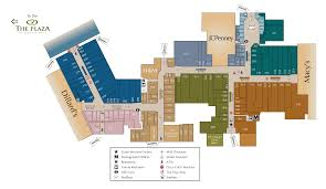 Garden State Plaza Store Map by Mall Directory Fayette Mall