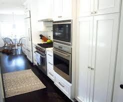 efficient galley kitchen design u2013 small home ideas