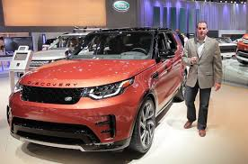 land rover discovery 2016 red 2017 land rover discovery video preview
