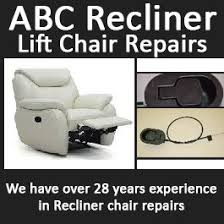 abc recliner lift chair repairs furniture restoration u0026 repairs
