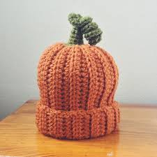 halloween hats for babies this adorable crochet pumpkin hat made with vanna u0027s choice is