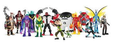 playmates toys releases ben 10 toy figures