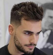 coupe cheveux homme dessus court cot nouvelle coiffure 35 nouvelles coiffures pour les hommes en 2017