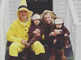 Halloween Costumes George 30 Adorable Family Halloween Costume Ideas Purewow