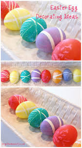egg decorations use rubber bands for decorating easter eggs hometalk