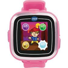 vtech kidizoom smartwatch in blue green pink and white blue
