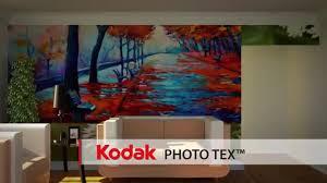 kodak phototex adhesive backed fabric for wall murals more youtube kodak phototex adhesive backed fabric for wall murals more