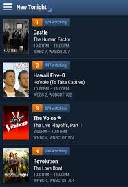 tv guide for android hey android owners check out the new tv guide app today s news