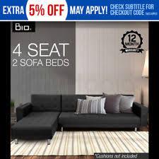 Sofas  Couches EBay - Sofa bed modular lounge 2