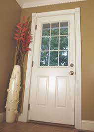 can you use an existing door for a barn door installing a new exterior door how to