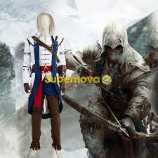 Connor Halloween Costume Compare Prices Connor Kenway Costume Shopping Buy