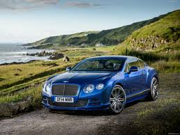 blue bentley interior bentley continental gt speed 2015 pictures information u0026 specs